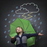 Los porqués de las tormentas. Preguntas infantiles