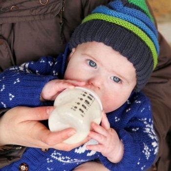 Cómo elegir el biberón del bebé