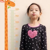 Calculadora de altura para niños y niñas