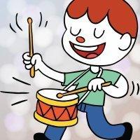 L'enfant au tambor. Villancicos en francés para niños