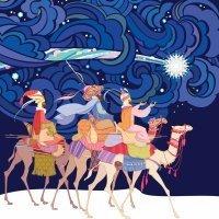 Cuento de los Reyes Magos de Oriente