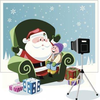 Un trato con Santa Claus