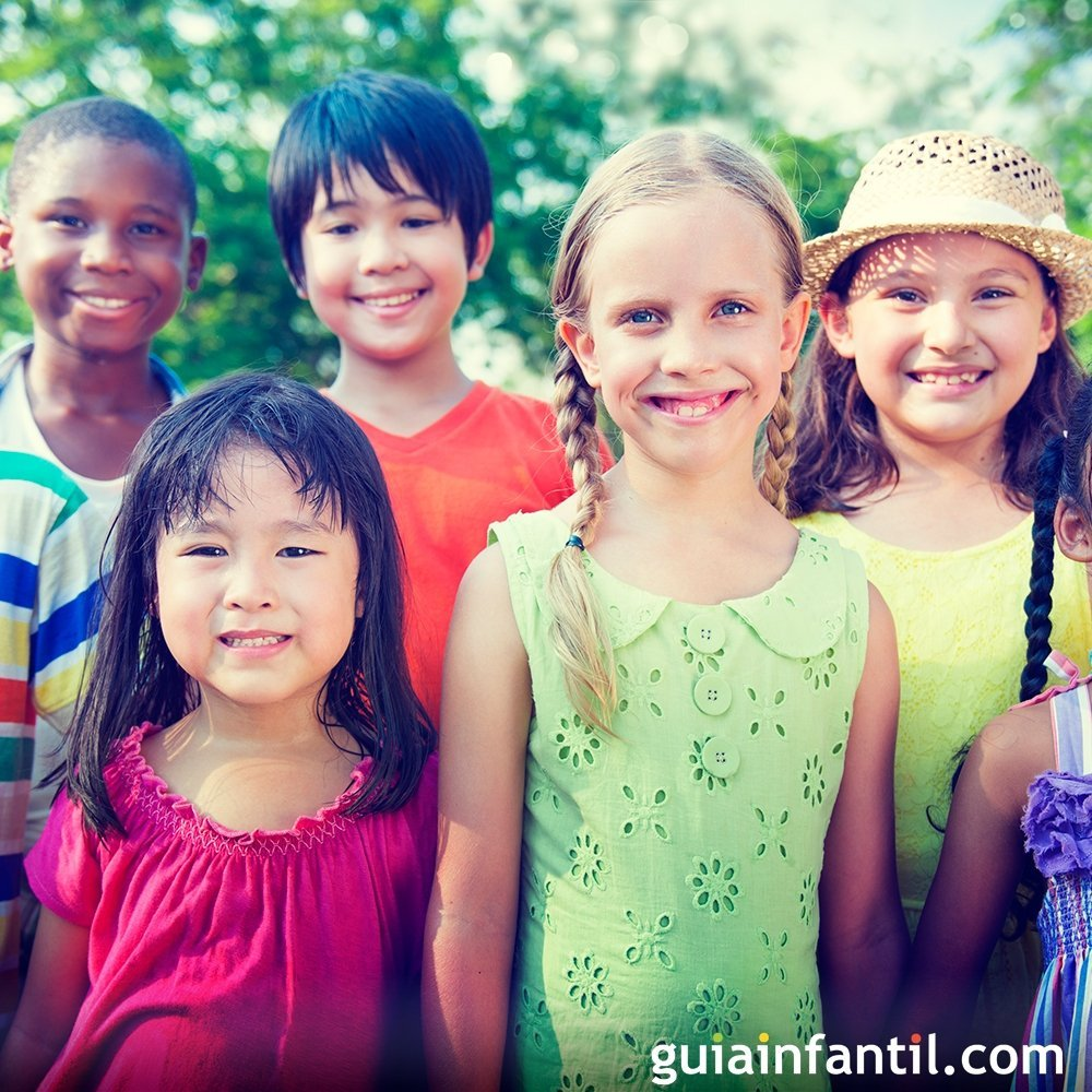 10 derechos fundamentales de los niños