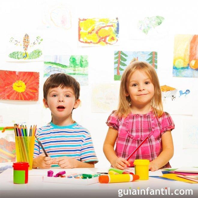 Manualidades Faciles Para Ninos De 3 Anos Delapan Stanito Com