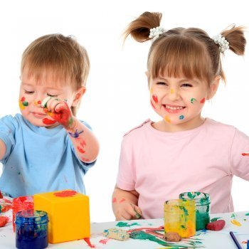 Manualidades para niños por edades