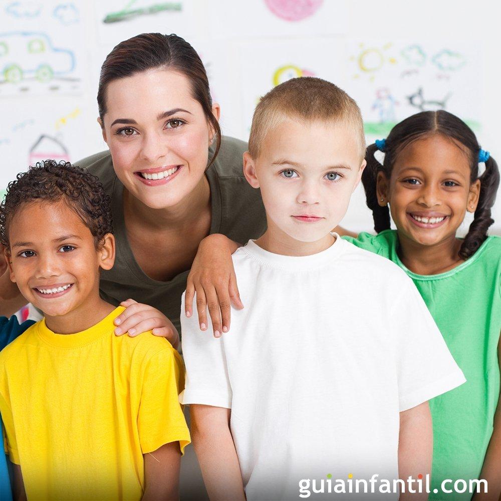qué aprenden los niños en la educación preescolar