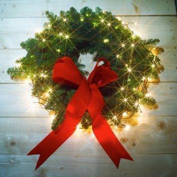 Manualidades de decoracin de Navidad para nios