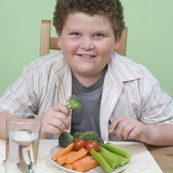 ¿Se puede poner a dieta a un niño?
