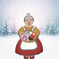 Babushka. Leyenda navideña rusa para niños