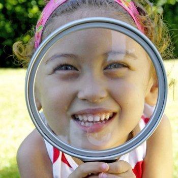 La forma de ser de tu hijo según los rasgos de su cara