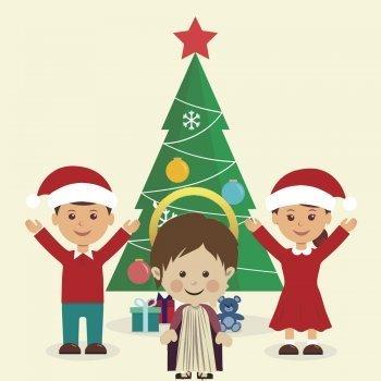Los regalos del Niño Jesús. Cuento alemán