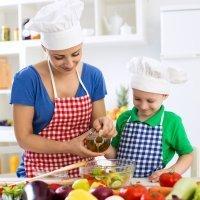 Beneficios del aceite de oliva para niños y embarazadas