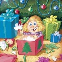 Regalos de Navidad. Cuento navideño con valores