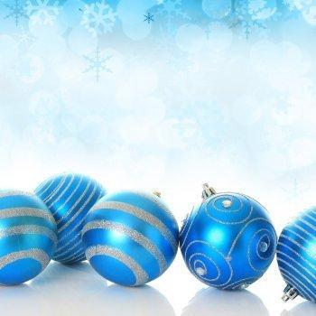 Bolas y esferas navideñas caseras