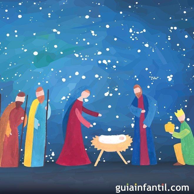 Jesús El Dulce Viene Poema Corto Navideño