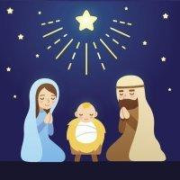 La estrella de Belén. Cuento navideño para niños
