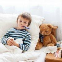 Trucos caseros para calmar la tos nocturna de los niños