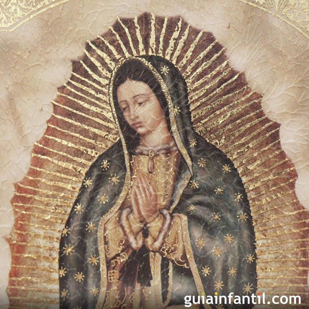 La Guadalupana. Canción mexicana a la Virgen de Guadalupe