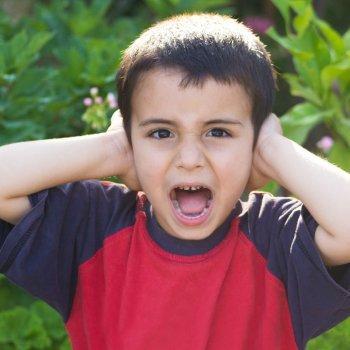 Juegos para ayudar a los niños a superar el miedo a los ruidos