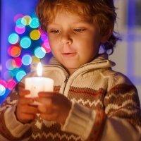 Experimentos de ciencia con velas para niños