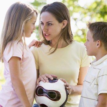 Qué hacer cuando el niño quiere discutir