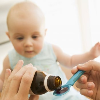 Cuándo administrar antibióticos a los niños