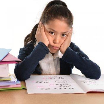 Causas de fracaso escolar en los niños