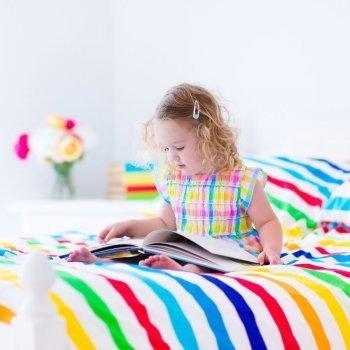 Método Montessori para decorar habitación