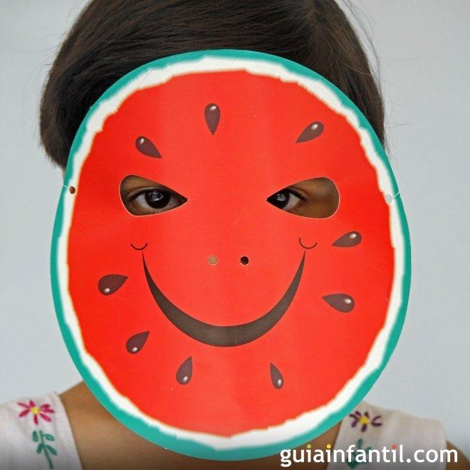 Vídeos Para Aprender A Hacer Máscaras De Carnaval Con Platos
