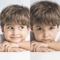 ¿Puede tener un niño doble personalidad?