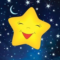 Twinkle, twinkle little star. Canción de cuna en inglés para bebés