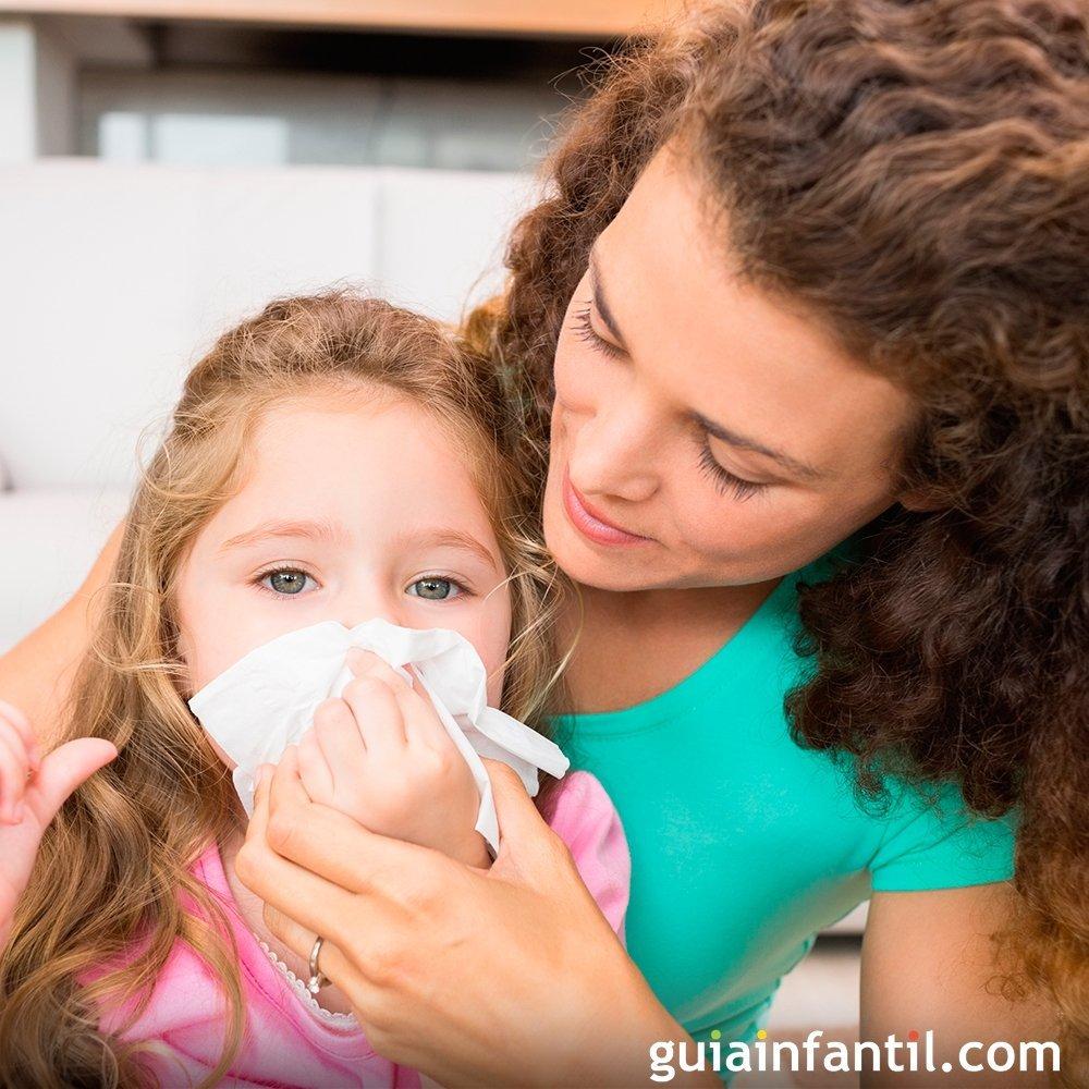 Para nariz bebes en remedios congestionada caseros