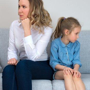 Errores de padres que provocan baja autoestima