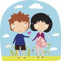 Poesías infantiles de amor. Poemas cortos para niños