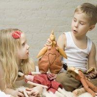 La forma de ser del niño según su forma de jugar