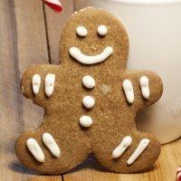 Ideas para decorar galletas de jengibre navideñas
