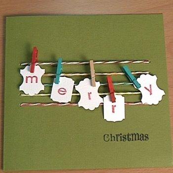 Ideas de postales de navidad para ni os - Como hacer una felicitacion de navidad original ...