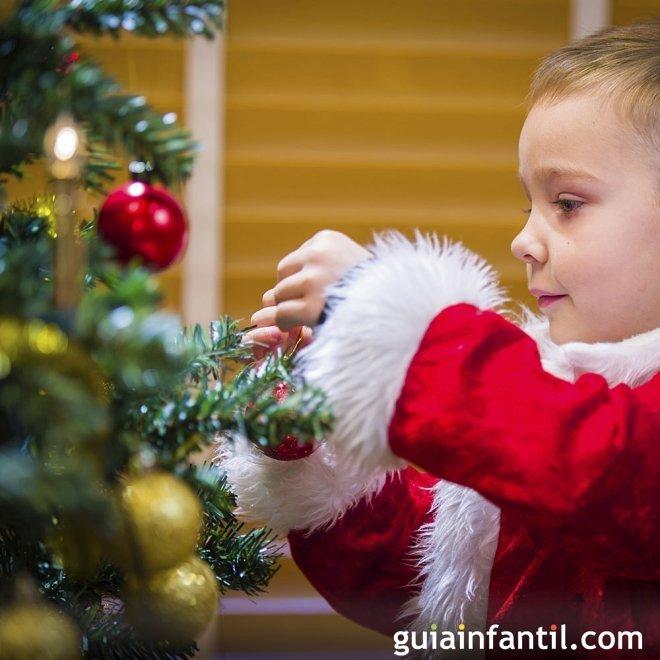 Manualidades de adornos de navidad con palos de helado - Manualidades de tarjetas de navidad para ninos ...