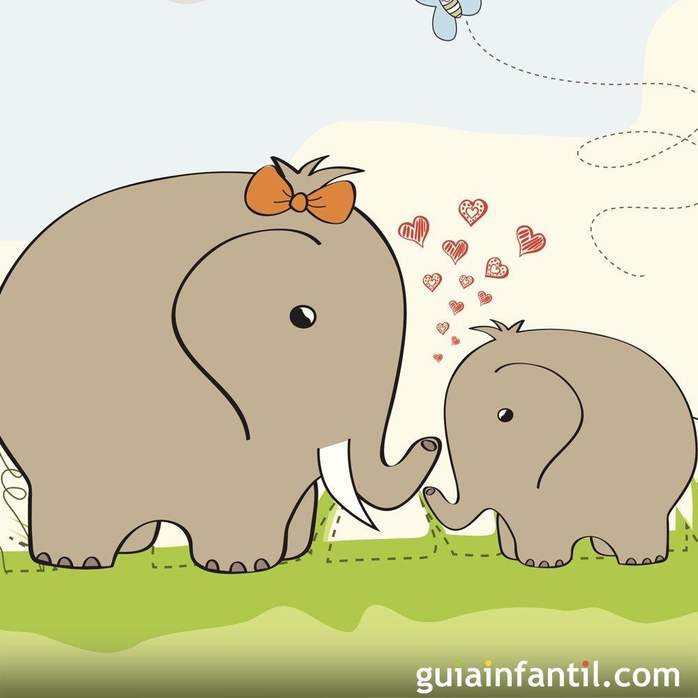 El Bebé Elefante Cuentos Infantiles Para Niños