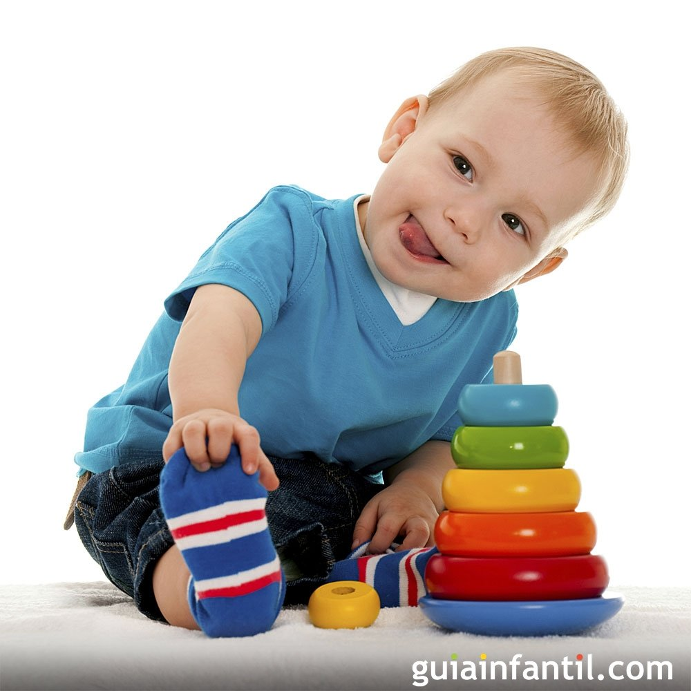 Beb de 18 meses desarrollo del beb mes a mes - Bebe de 9 meses ...