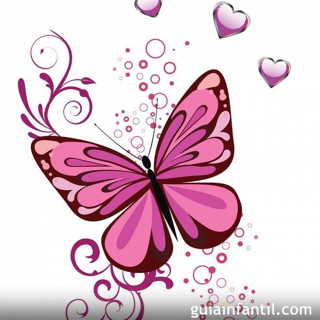 Mariposa Bella Cuentos Infantiles Para Niños