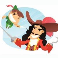 Peter Pan. Cuentos clásicos para niños