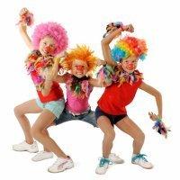 El calendario del Carnaval para los niños