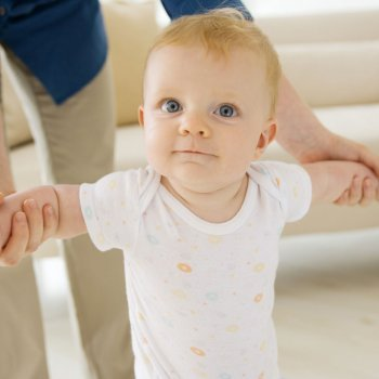Los logros del bebé durante sus tres primeros años
