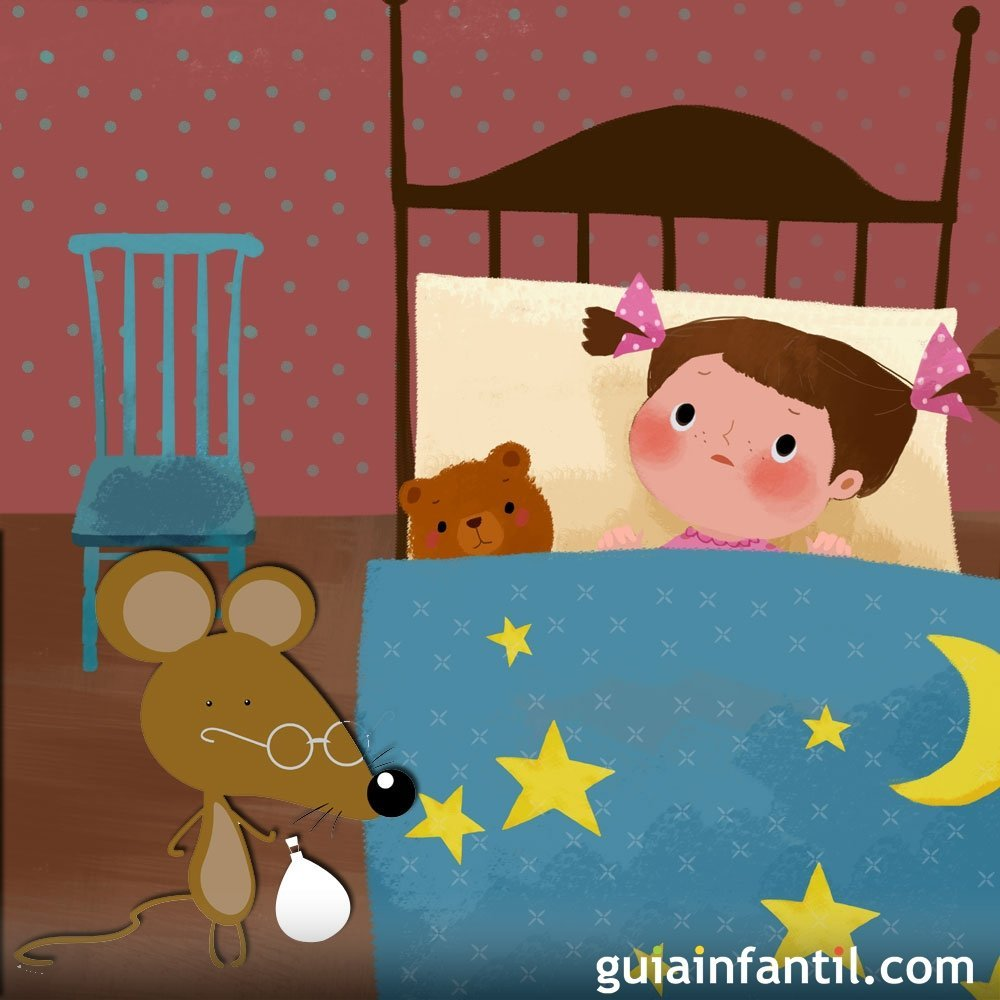 Ratoncito Pérez. Cuentos tradicionales para niños
