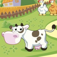 La vaca soñadora. Cuentos para niños