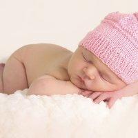 Angiomas en la piel del bebé