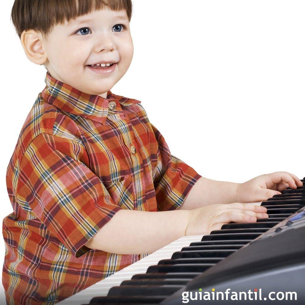 El Primer Instrumento Musical Para Los Niños