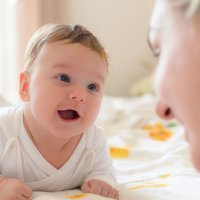 Estimulación para bebés de 0 a 6 meses, mes a mes