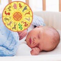 Horóscopo chino para niños y bebés